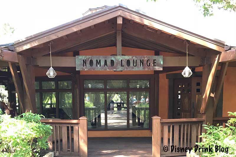 Disney's Animal Kingdom Nomad Lounge