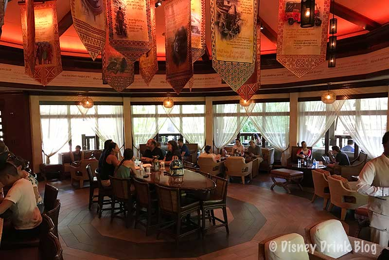 Nomad Lounge Indoor Seating