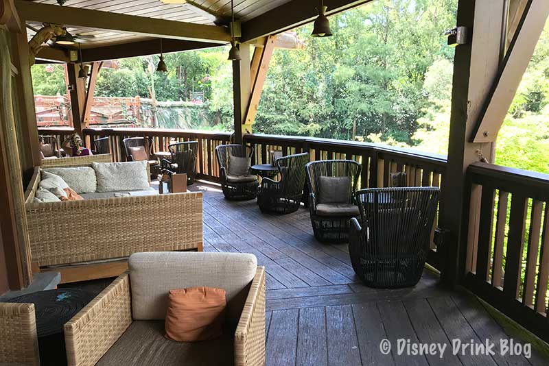 Nomad Lounge Outdoor Seating