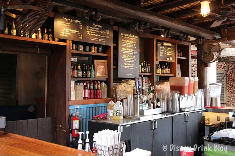Dawa Bar Review Menu