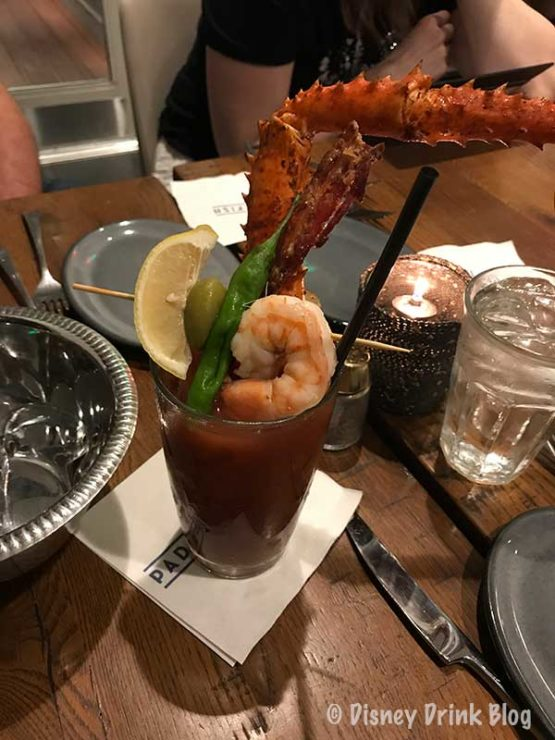 Disney Drink Blog Bloody Mary