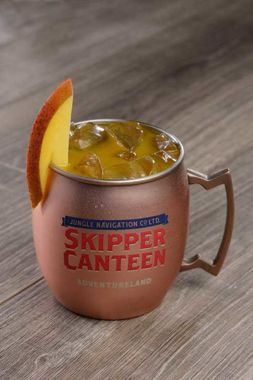 Skipper Canteen Non-A Drinks - Image (C) Disney
