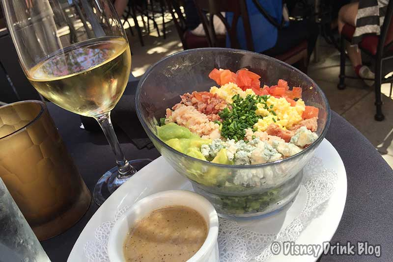 Hollywood Brown Derby Lounge Review