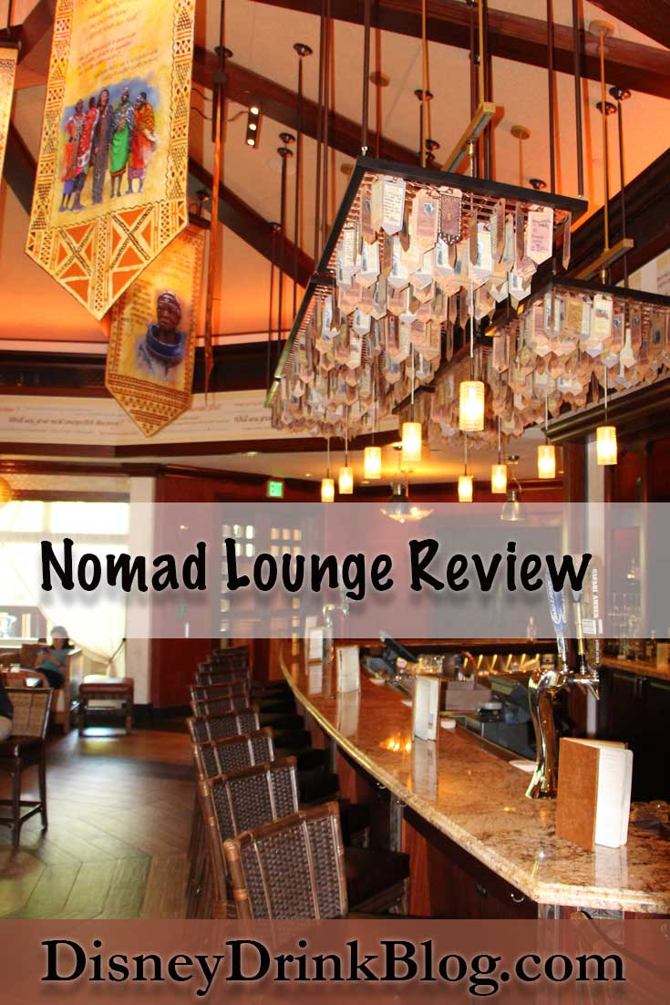 Nomad Lounge Review