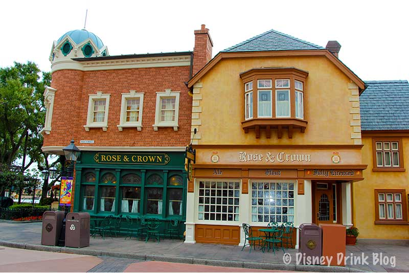 Best Bar or Lounge in Each Disney World Theme Park