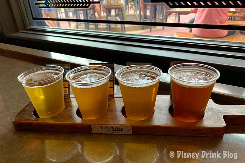 Disney's Hollywood Studios Baseline Tap House Review