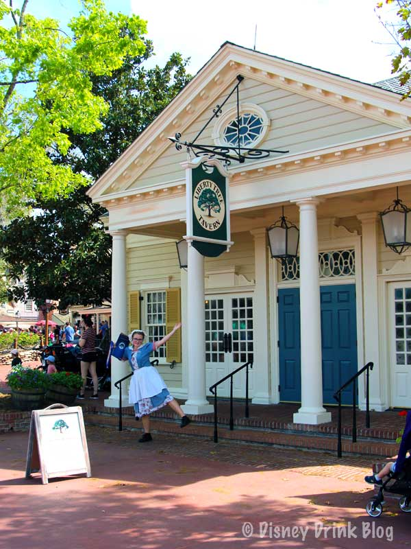 Walt Disney World Magic Kingdom Locations That Serve Alcohol