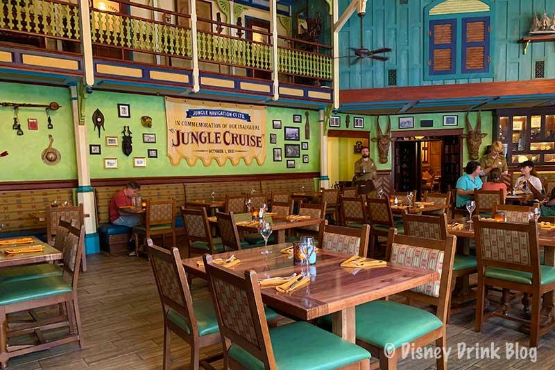 Magic Kingdom Jungle Navigation Co. LTD Skipper Canteen Review