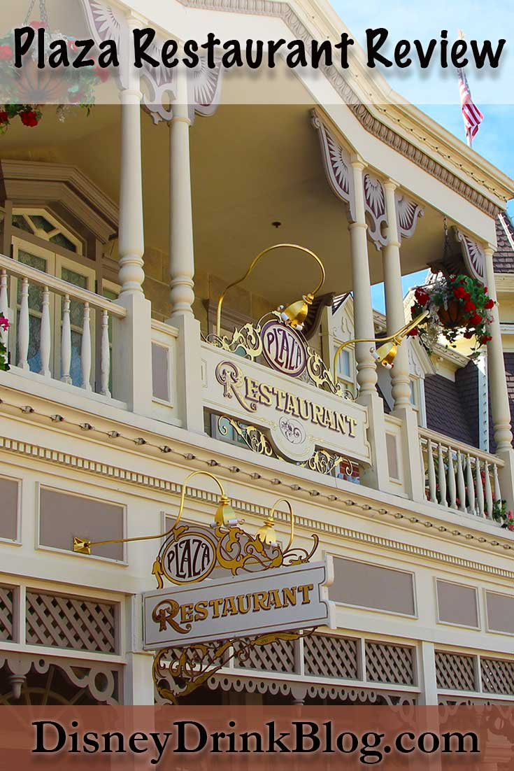 Magic Kingdom Plaza Restaurant Review