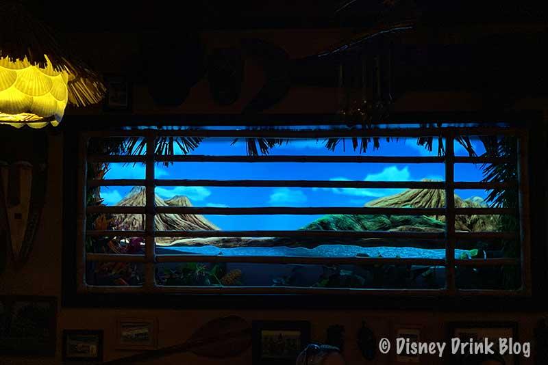 Disney's Polynesian Village Resort Trader Sam's Grog Grotto Review