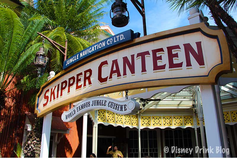 Where to Drink in the Magic Kingdom