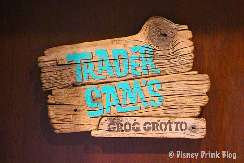 Disney's Polynesian Village Resort Trader Sam's Grog Grotto Review