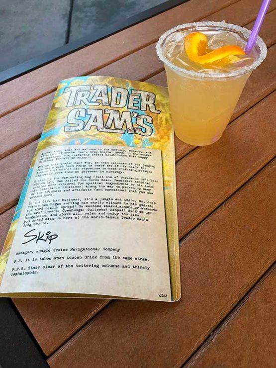 Disney's Polynesian Village Resort Trader Sam's Tiki Terrace Review