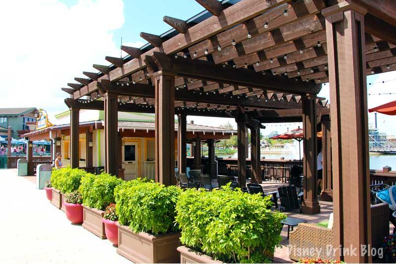 Disney Springs Dockside Margaritas Review