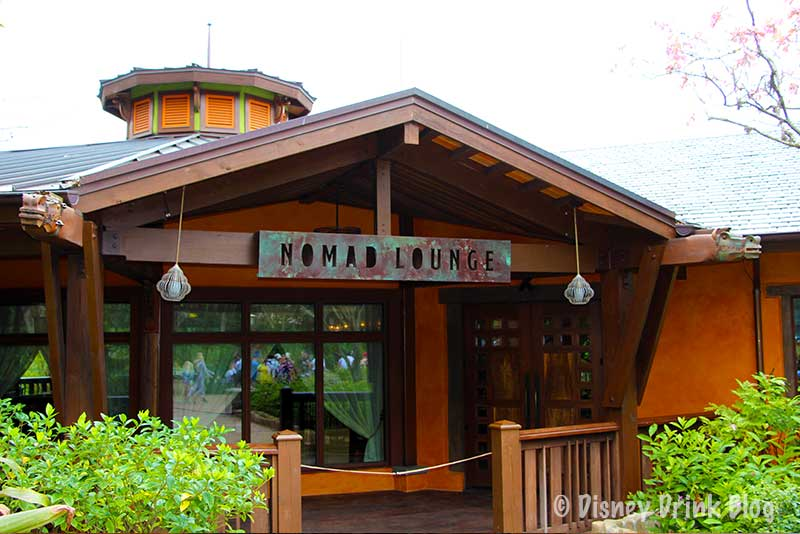 Disney's Animal Kingdom Nomad Lounge Review
