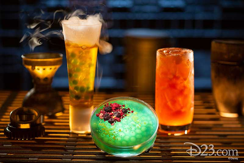 Disney's Hollywood Studios Star Wars: Galaxy's Edge Oga's Cantina (C) Disney
