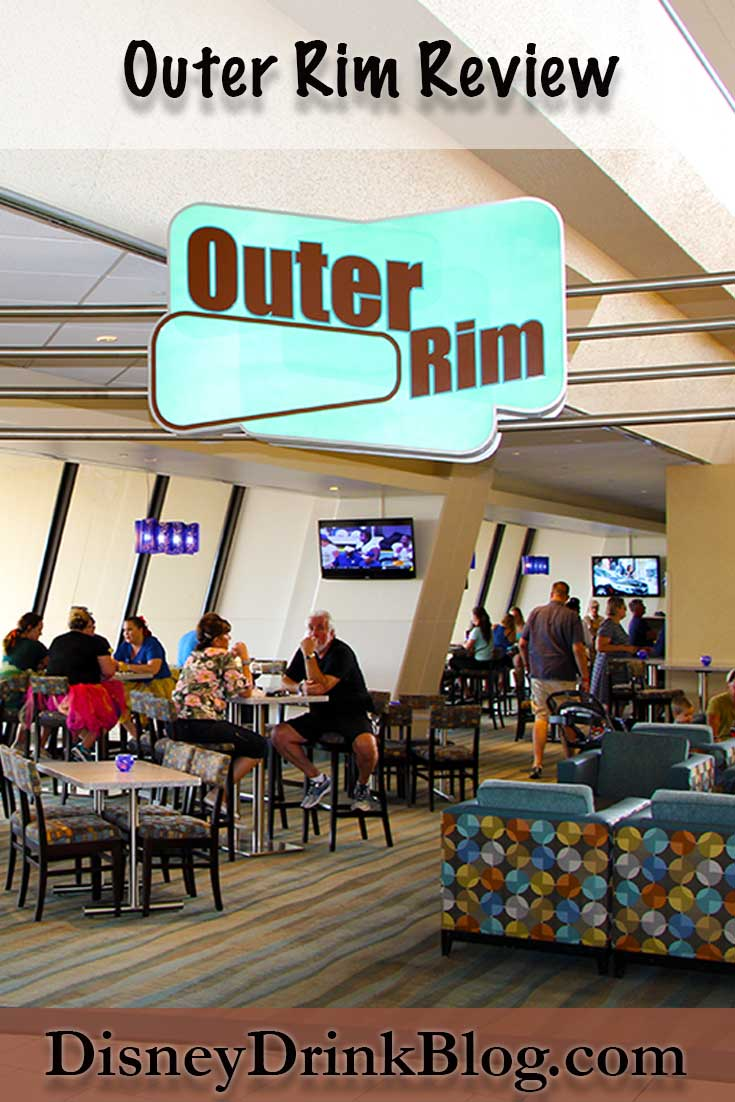 Disney's Contemporary Resort The Outer Rim Review
