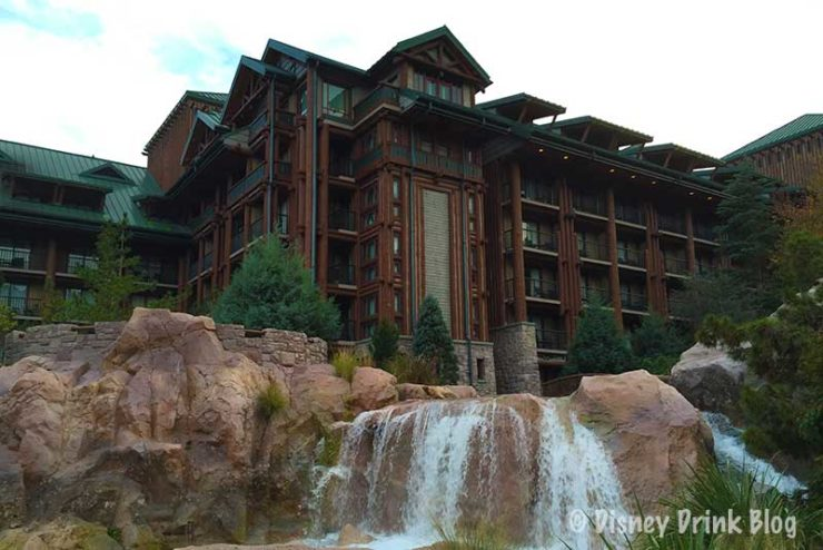 Walt Disney World Wilderness Lodge