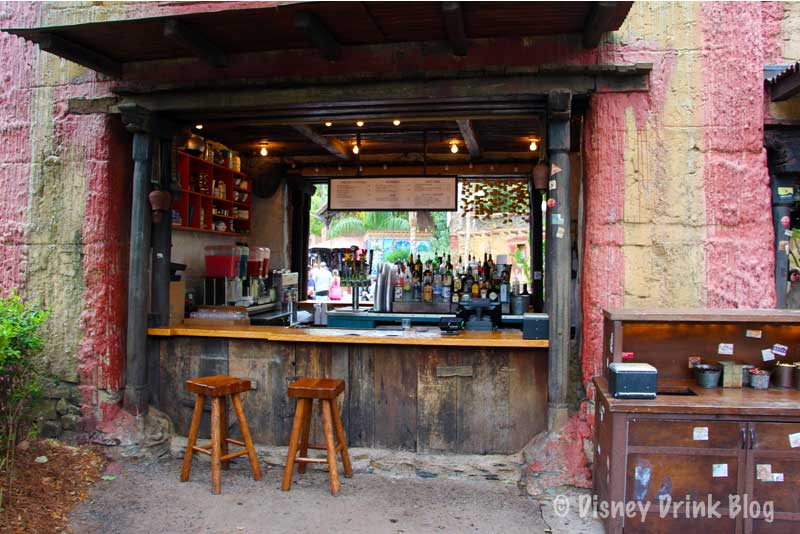 Disney's Animal Kingdom Thirsty River Bar Review