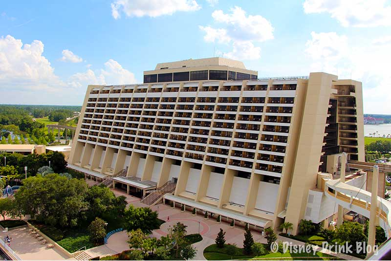 Walt Disney World Monorail Resort Bar and Lounge Crawl