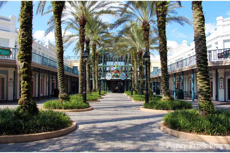 Disney's Port Orleans Resort, French Quarter