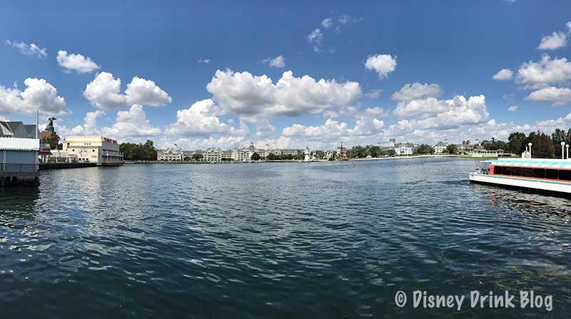 Disney World's Yacht and Beach Club Resorts