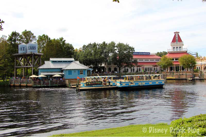 Disney's Port Orleans Resort, Riverside