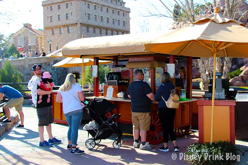 World Showcase Canada Beer Cart Review