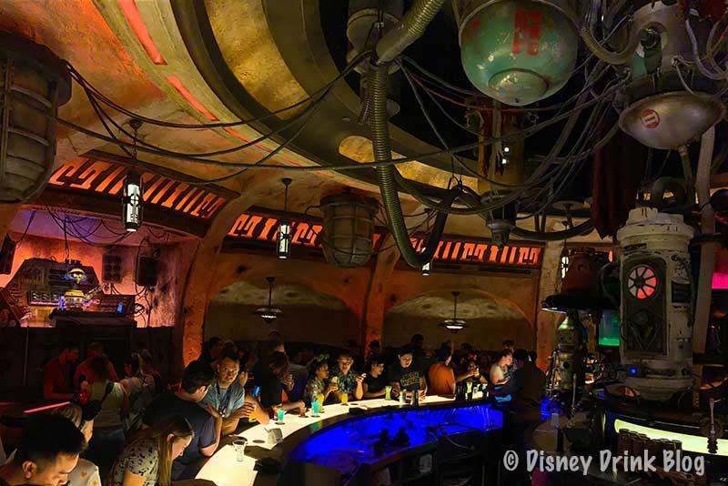 Oga's Cantina Review Bar