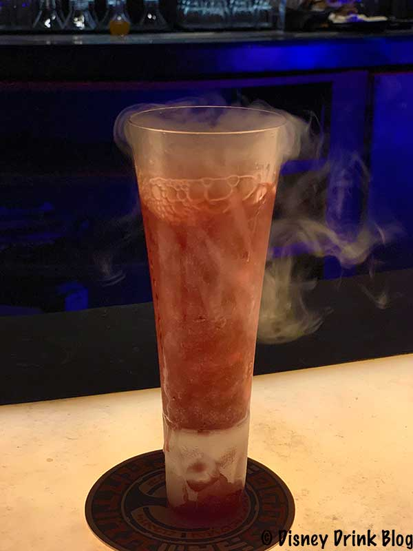 Oga's Cantina Review Bespin Fizz