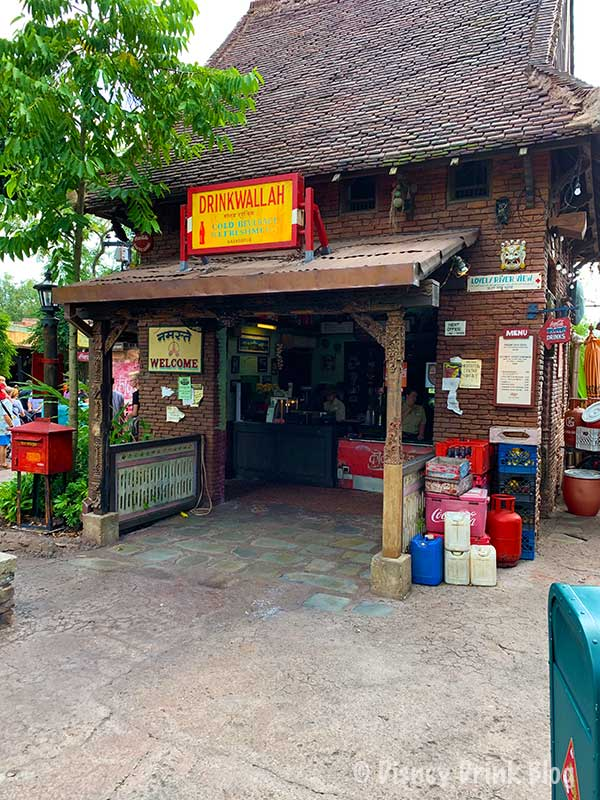 Disney Animal Kingdom Drinkwallah Review