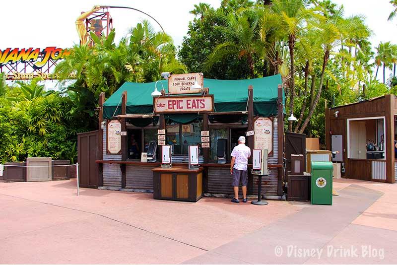 Disney's Hollywood Studios Epic Eats Review