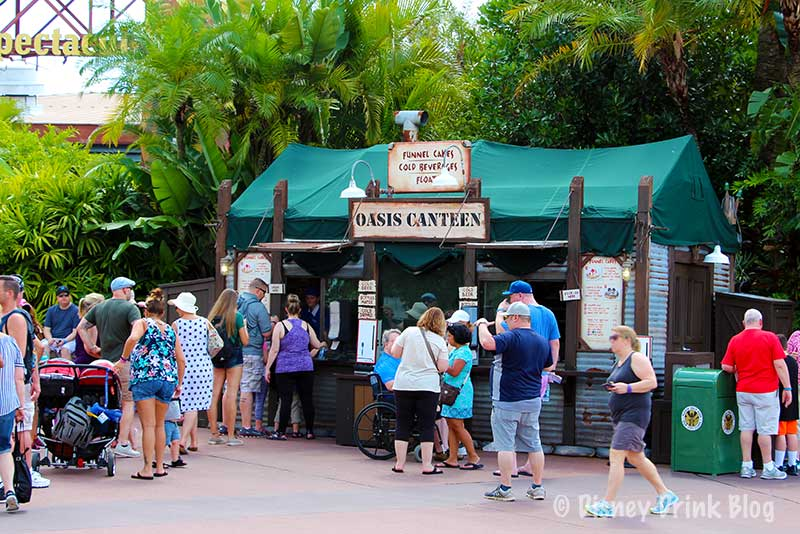 Disney's Hollywood Studios Epic Eats Review