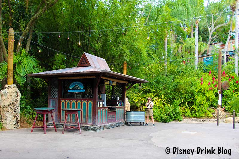 Disney Animal Kingdom Warung Outpost Review